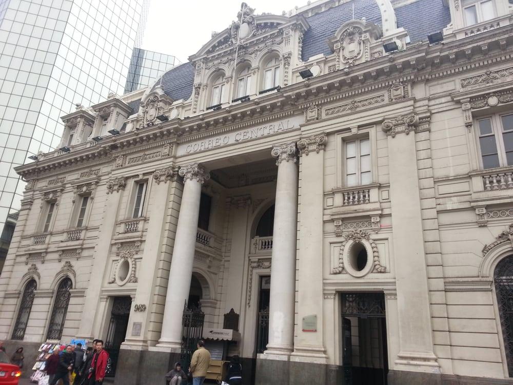 edificio del correo central oficinas de correos plaza