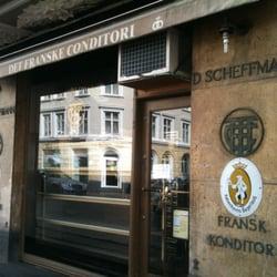 Det Franske Conditori Bakeries Hc ørsteds Vej 44