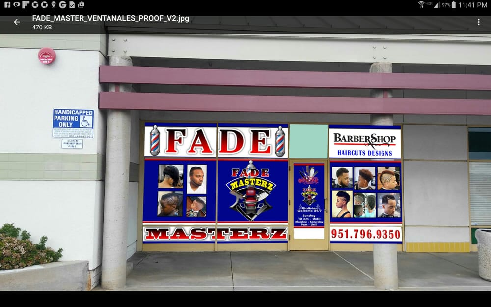 Photo of Fade Masterz Barber Shop - Moreno Valley, CA, United States