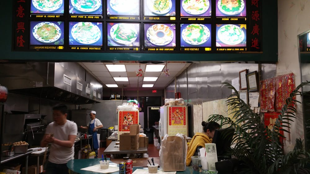 Chinese Food Delivery Livingston Nj