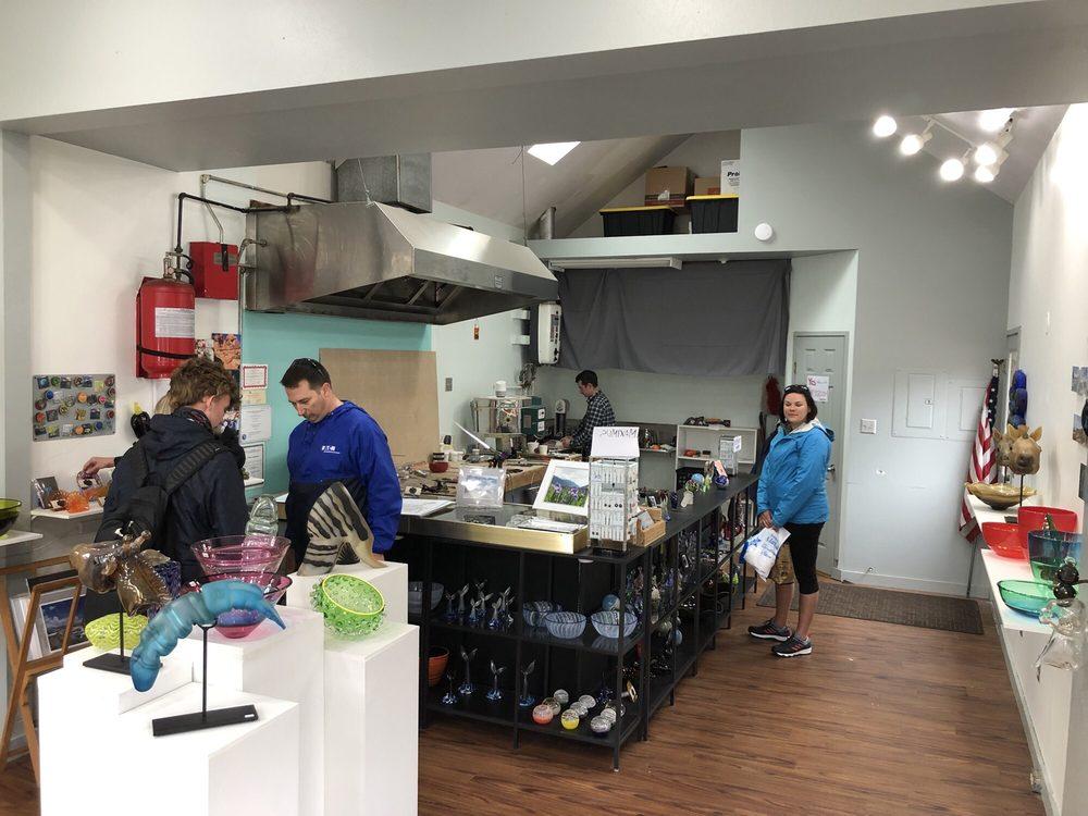 Addison Hanna Gallery: 399 4th St, Skagway, AK