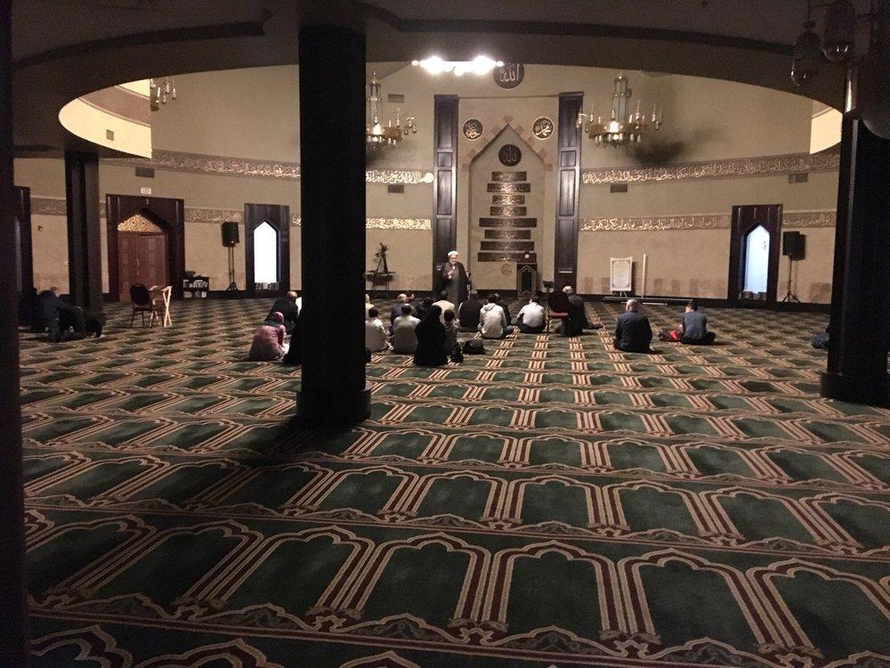 Islamic Center of America: 19500 Ford Rd, Dearborn, MI