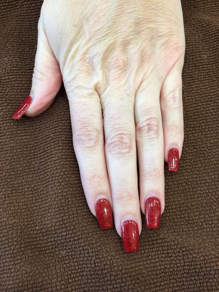 SNS on natural nails after 4 weeks - Yelp
