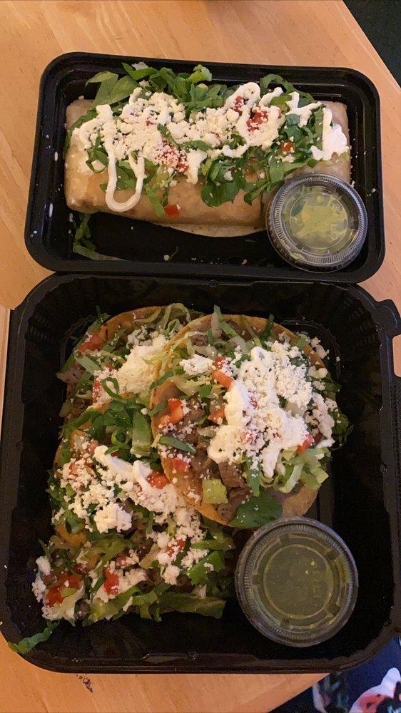 El Alebrije Mexican Food: 6300 New Jersey Ave, Wildwood Crest, NJ