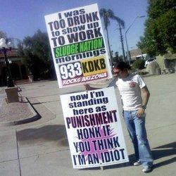 Photo Of Sign King Arizona