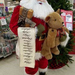 photo of michaels allen park mi united states life sized santa - Michaels Christmas Eve Hours