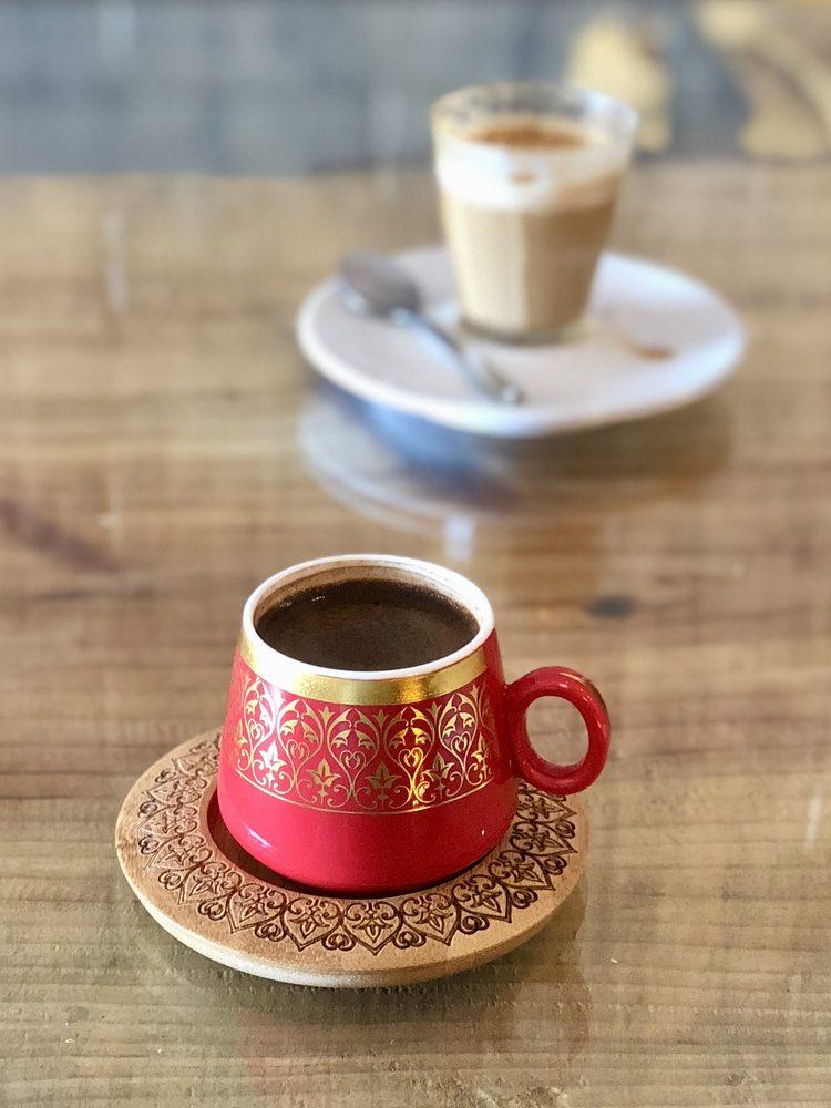 Crave Coffee Bar
