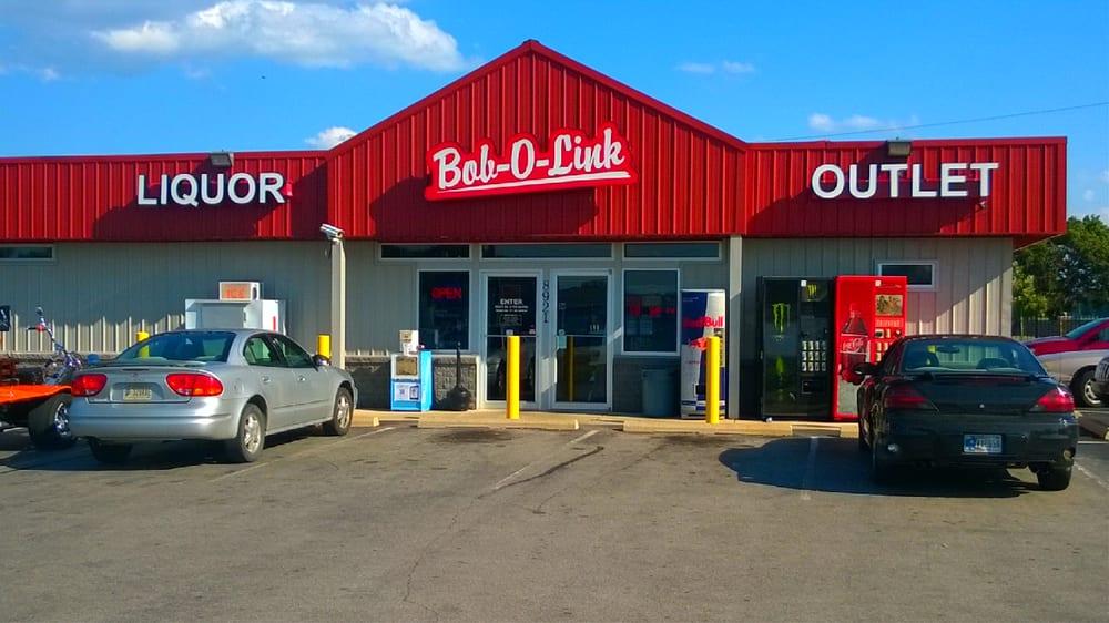 Bob-O-Link Liquors: 8921 S US Highway 31, Edinburgh, IN