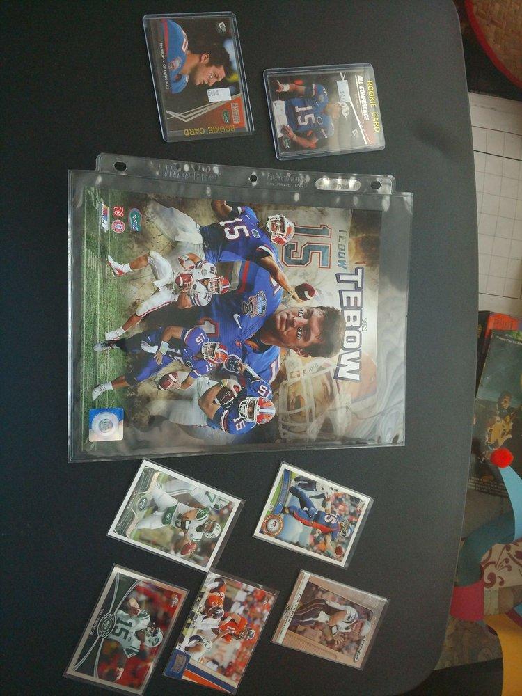 Orlando Sports Cards