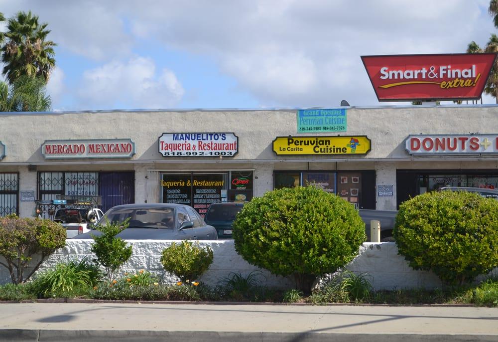 Mexican Restaurants In Canoga Park Ca