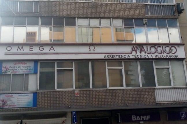 d7be73105a1 Analógico-Centro de Assistência Técnica de Relojoaria - Reparação de  relógios - R. Tomás Ribeiro