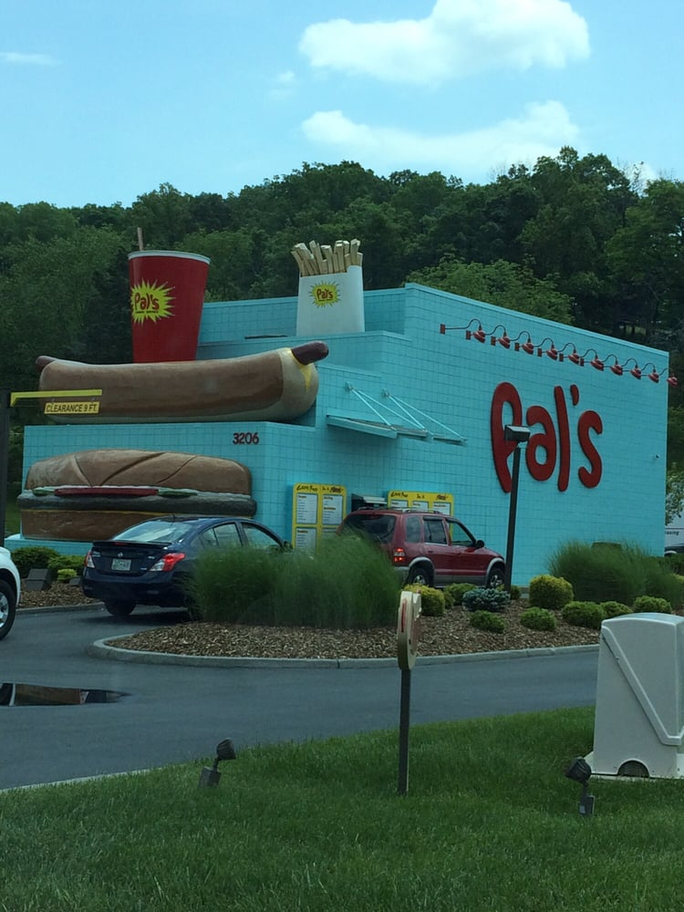 Bristol Tn Fast Food