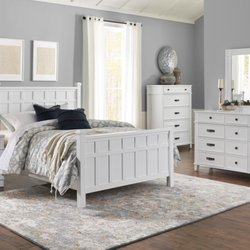 Photo Of Levin Furniture   Greensburg, PA, United States. Felicity White  Bedroom Set ...