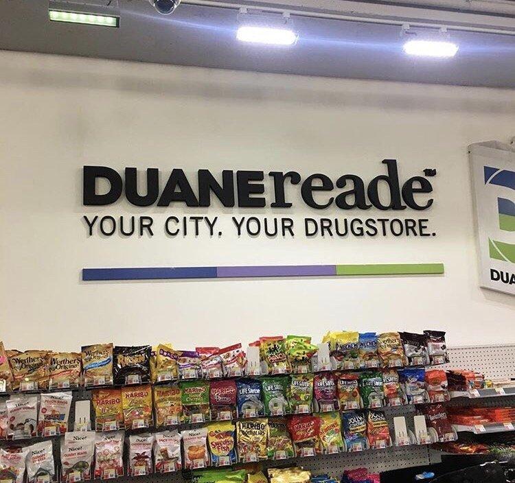 Duane Reade Closed Drugstores 140 W 23rd St Chelsea New York