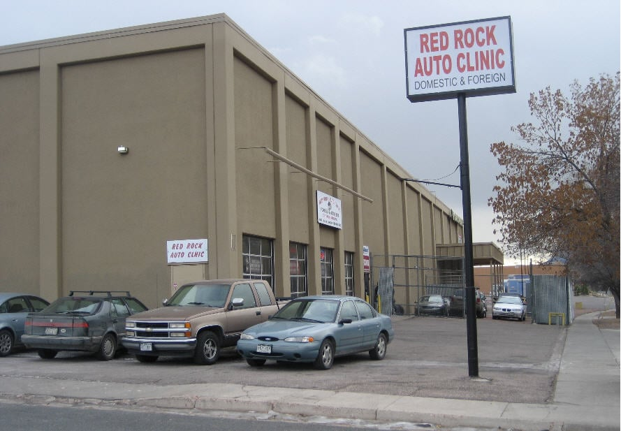 Red Rock Auto Clinic