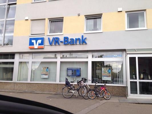 Vr Bank Neu Ulm Banks Credit Unions Weißenhorner Str 4