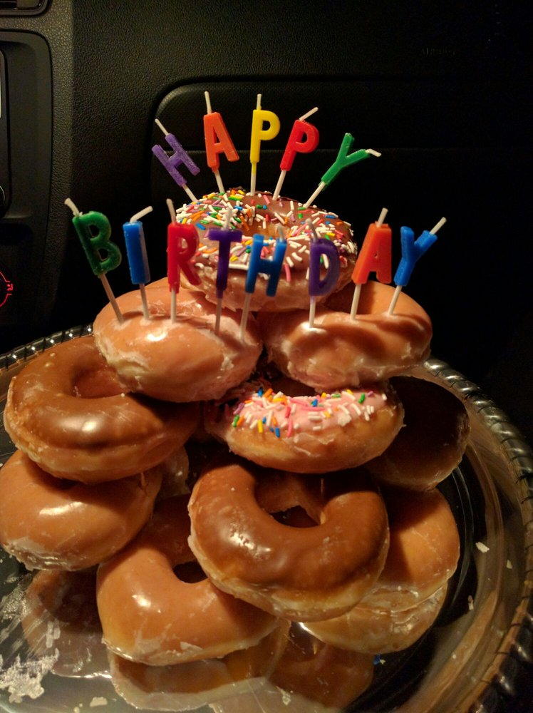 Photo Of Krispy Kreme Doughnuts Richardson Tx United States Donut