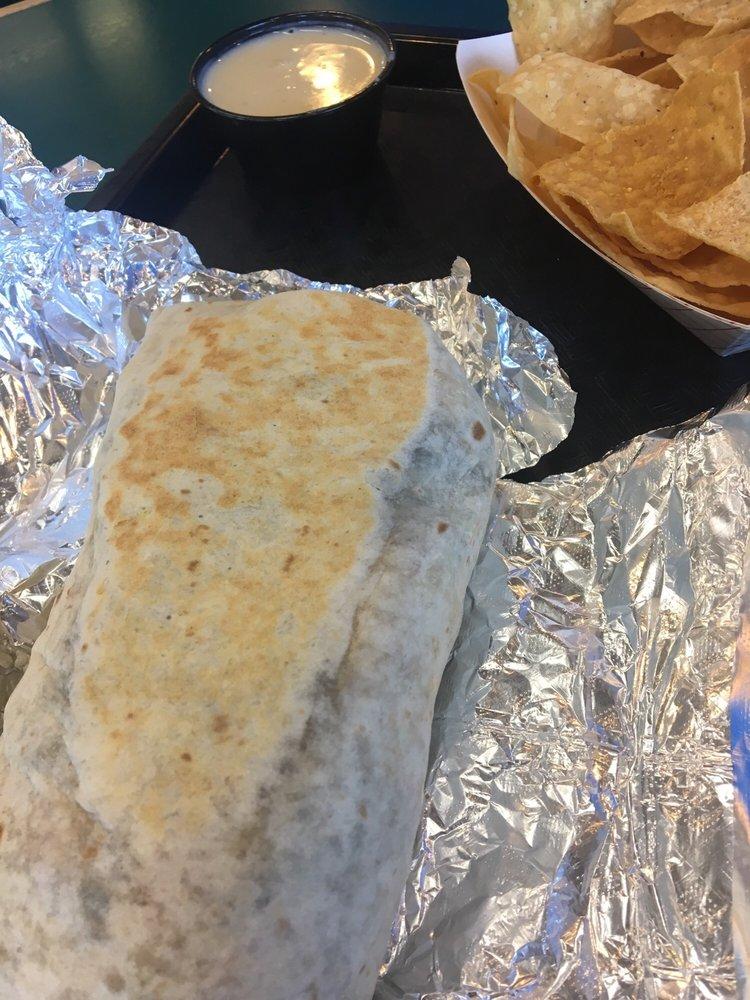 Burrito Grill: 215 W Veterans Memorial Hwy, Blanchard, OK