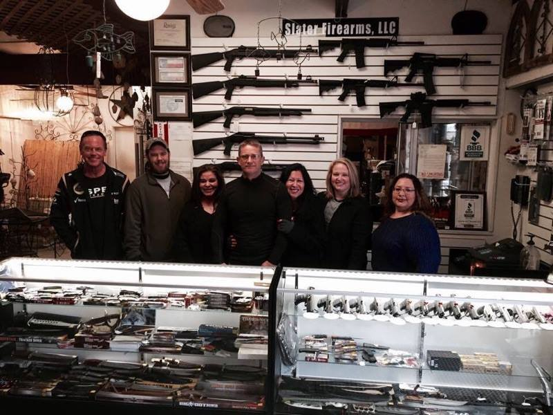 Slater Firearms: 4117 Main St, Rowlett, TX