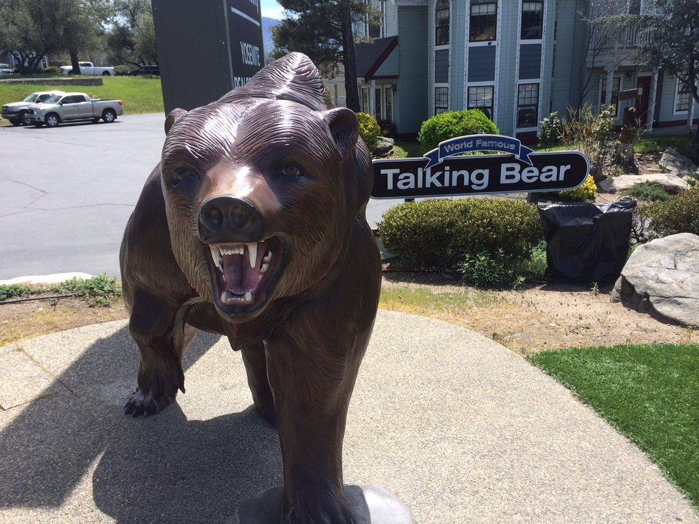 Talking Bear: 49015 Road 426, Oakhurst, CA