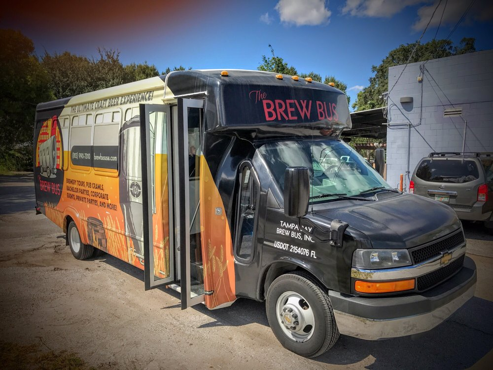 The Brew Bus - Tampa Bay