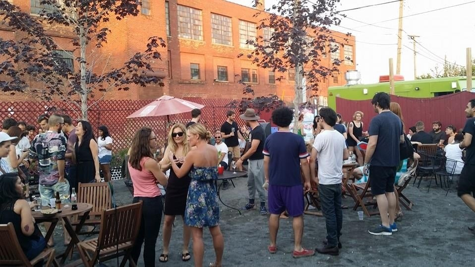 Photo Of Motor City Wine   Detroit, MI, United States. Sundaylicious Patio  People