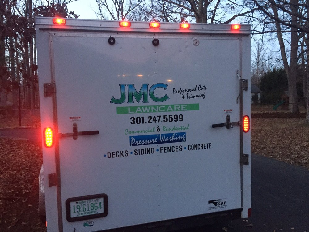 JMC Lawn care: 447 Tumbleweed Trl, Lusby, MD
