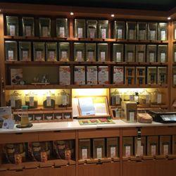 Tea shop coffee tea gran via de les corts catalanes 373 385 l 39 eixample barcelona - Tea shop barcelona ...