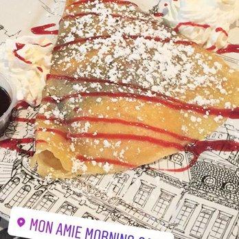 Mon Amie Morning Cafe Spartanburg Menu