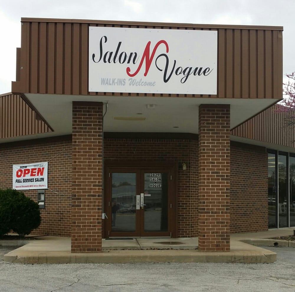 Salon N Vogue: 2829 NE Vivion Rd, Kansas City, MO
