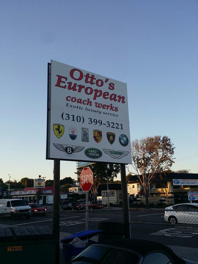 Otto S European Coach Werks 15 Reviews Auto Repair