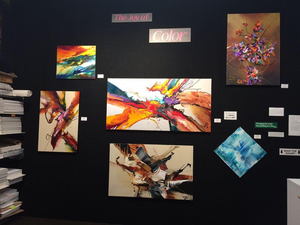 Jonas Gerard Fine Art: 240 Clingman Ave, Asheville, NC