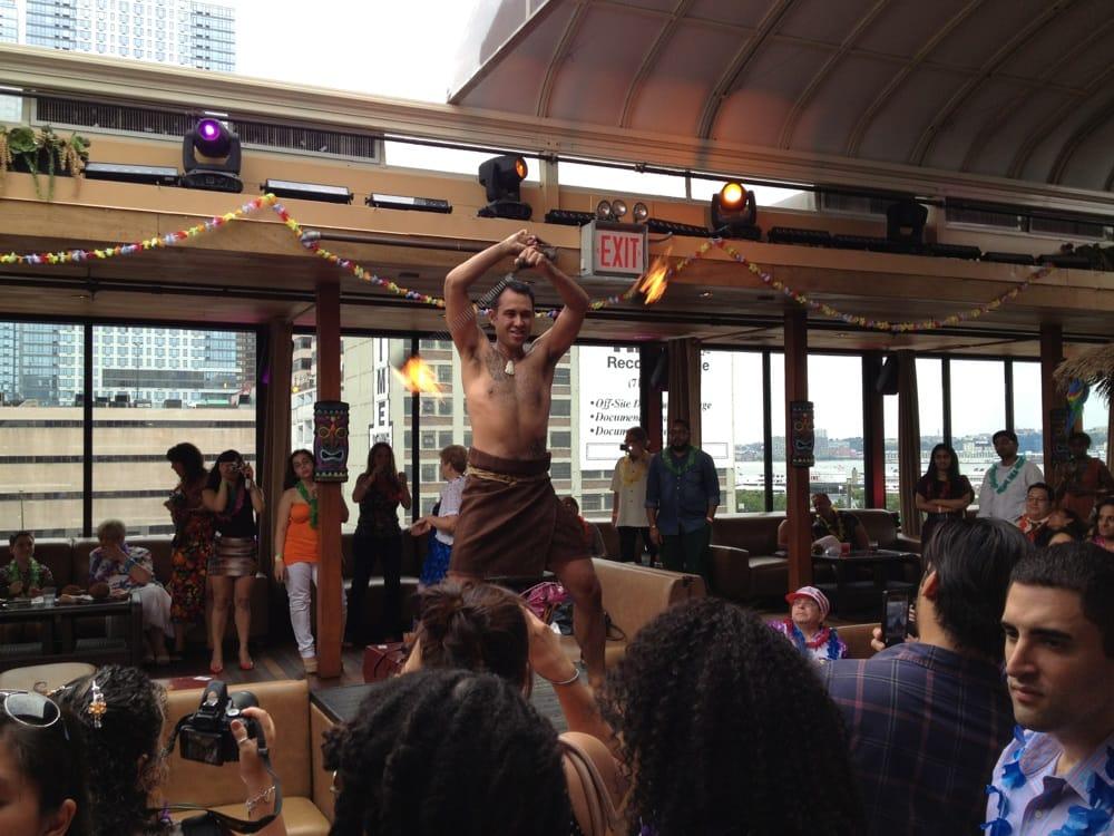 Hawaiian luau yelp for Terrace on the hudson
