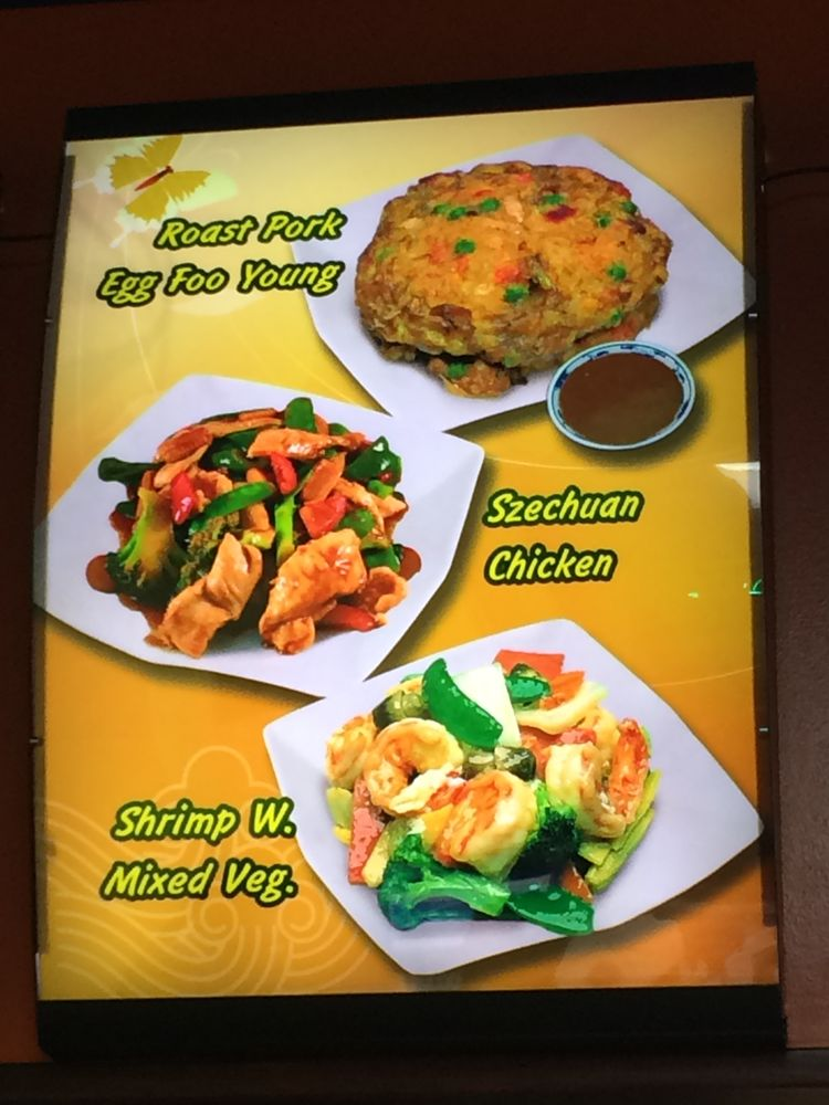 Shanghai Chinese Restaurant: 2450 Memorial Hwy, Dallas, PA