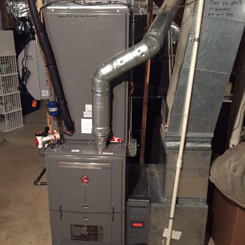 Ewin Service HVAC: Frederick, MD