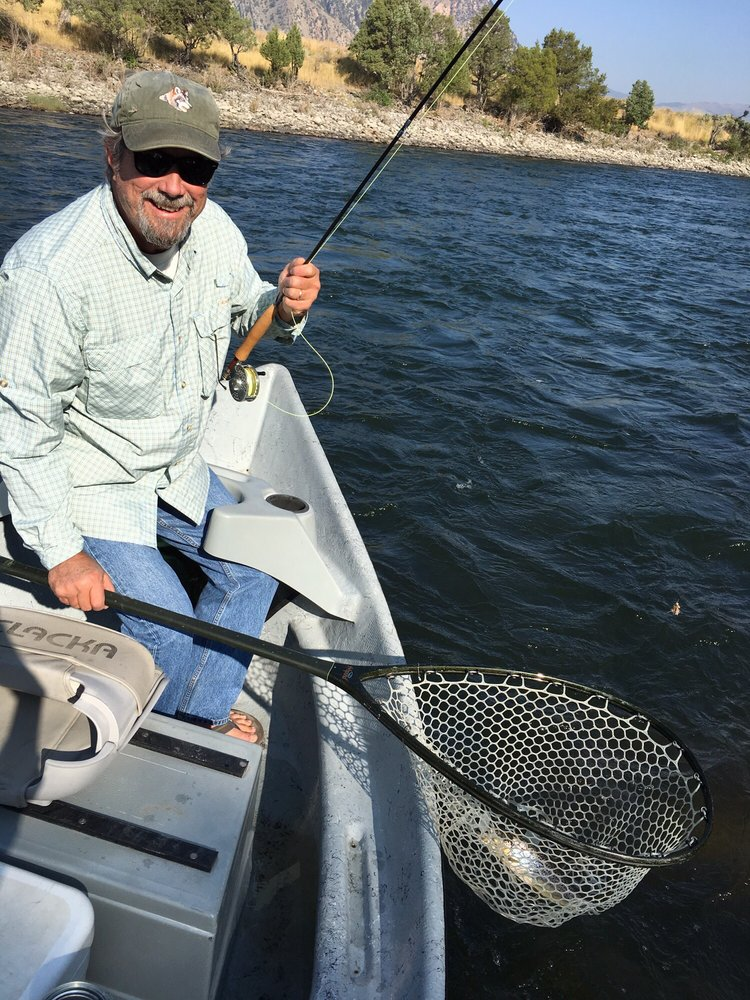 Angler's West Fly Fishing Outfitters: 206 Railroad Ln, Emigrant, MT