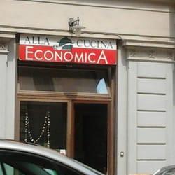Alla Cucina Economica - Italienisch - via Francesco Guicciardini 8 ...