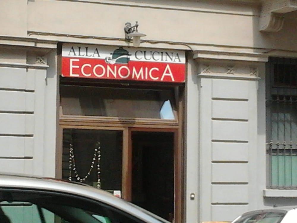 Alla cucina economica cucina italiana via francesco for Cucina economica zoppas