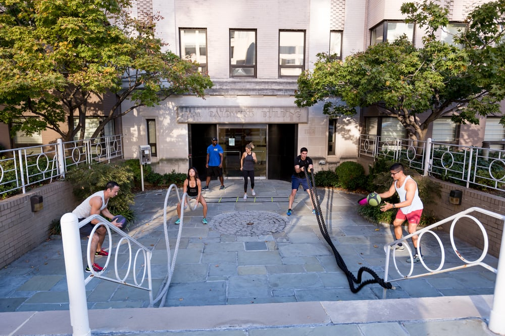We Rep Fitness: 1112 16th St NW, Washington, DC, DC