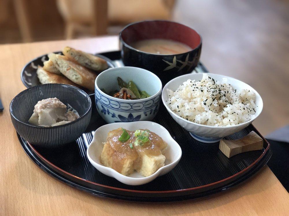 Shōjin Cafe Waka