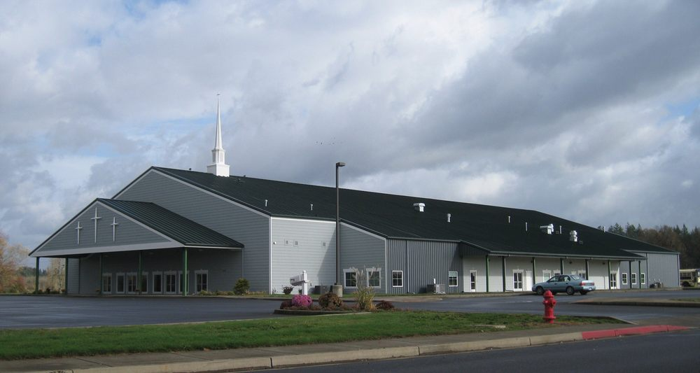Willamette Valley Baptist Church: 650 N 1st St, Aumsville, OR