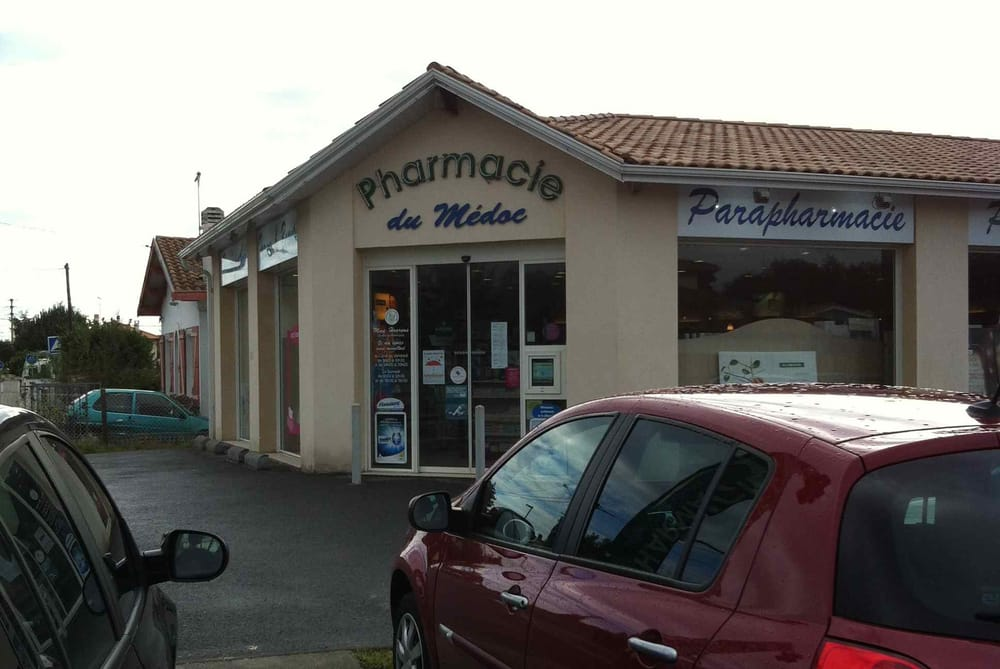 pharmacie du m doc pharmacie 42 avenue picot eysines. Black Bedroom Furniture Sets. Home Design Ideas