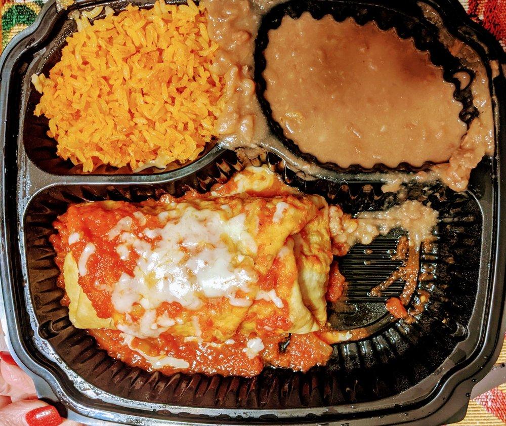 Mena's Tex-Mex Grill Cantina: 1851 N Greenville Ave, Richardson, TX