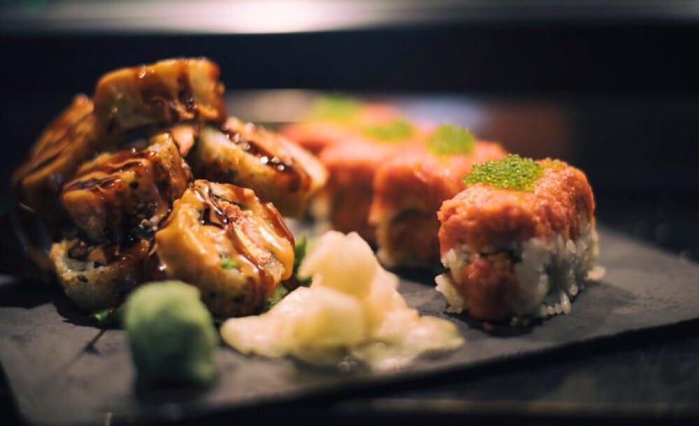 Purple International Bistro & Sushi: 933 S Main St, Greenville, SC