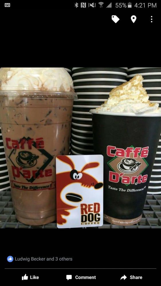 Reddog Coffee: 521 S Sequim Ave, Sequim, WA