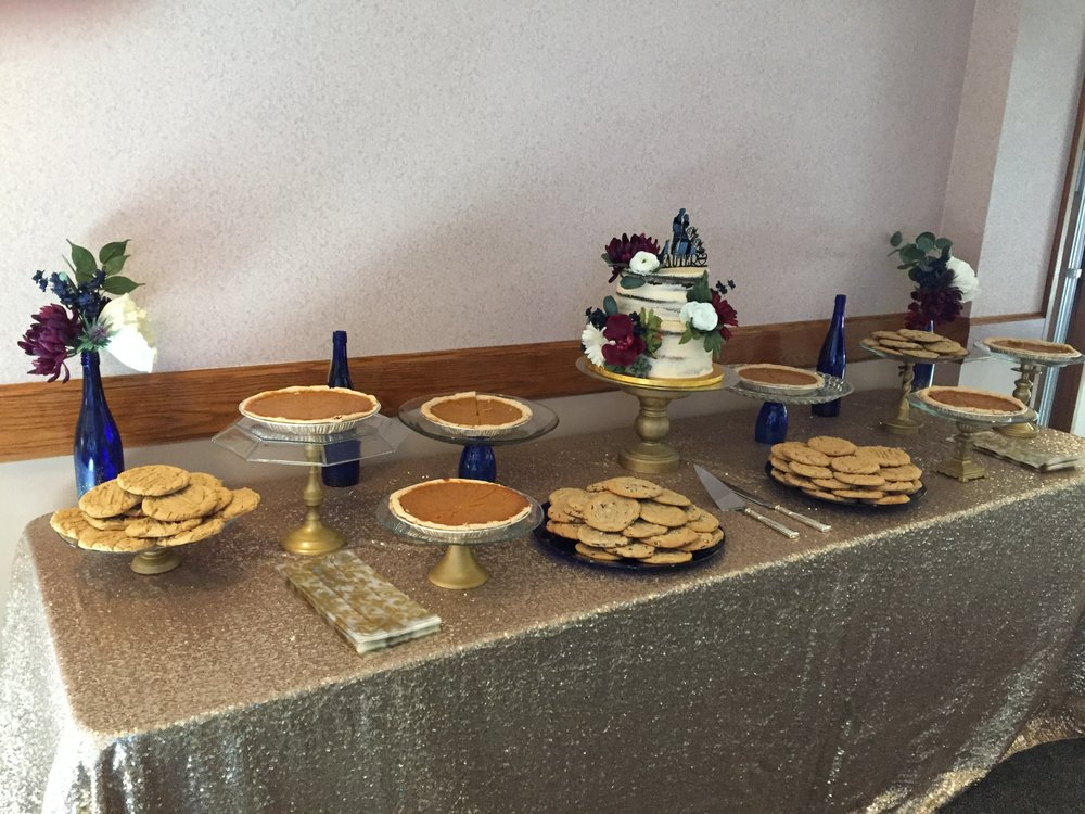 The Brough Bakery: 100 Smith St, Clio, MI