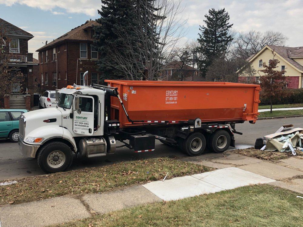 Century Waste Management: 273 N Groesbeck Hwy, Mount Clemens, MI