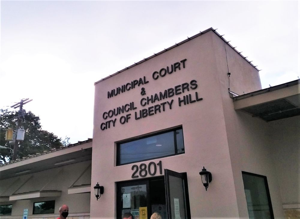 Liberty Hill Municipal Courthouse