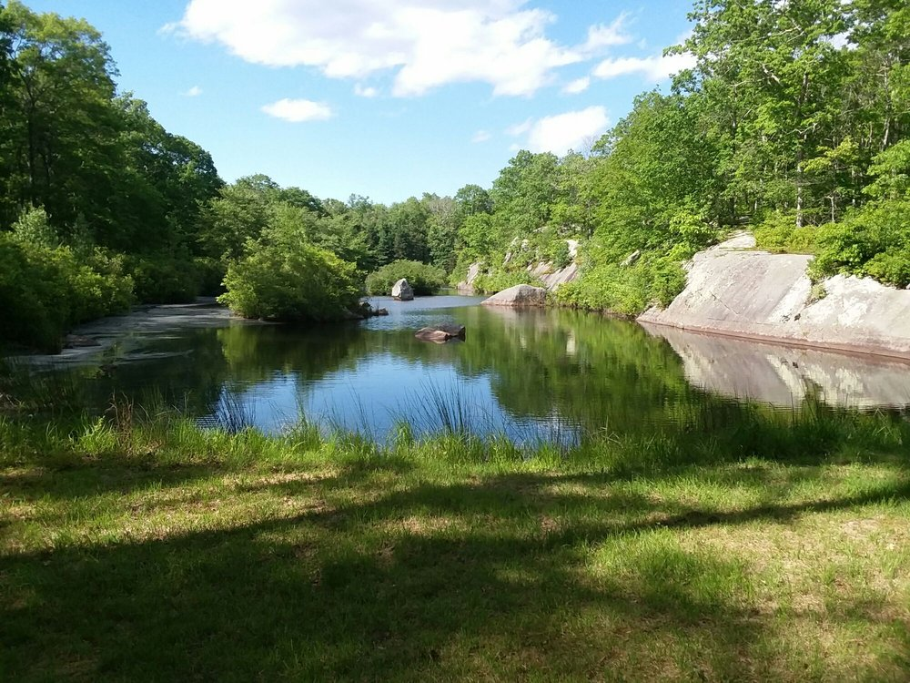 Dyer Woods Nudist Campgrounds: 114 Johnson Rd, Foster, RI