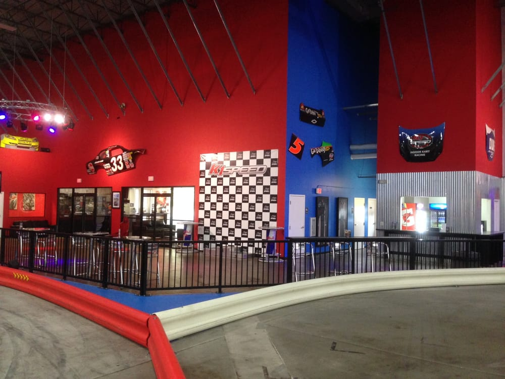 K1 Speed: 9550 Parksouth Ct, Orlando, FL